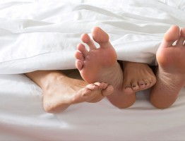 Twister moskusdyne – Til dig som fryser om fødderne